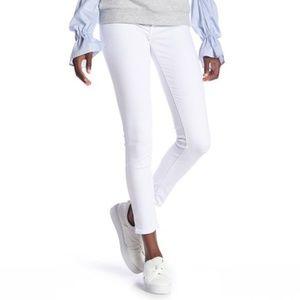 HUDSON Krista Ankle Skinny Jeans Sz 32 NWT